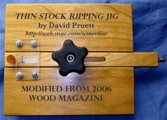 Homemade Woodworking Jigs | ... in the 2006 wood magazine s best ever woodworking jigs homemade