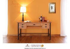 Shop Artisan Home Lodge Desk and other desks at Tampa Bay Furnishings in Saint Petersburg, FL.
