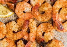 Maryland-Style Steamed Shrimp Cocktail Marylanders love their OLD BAY. That's why they steam their shrimp in OLD BAY then toss the cooked shrimp in additional OLD BAY. Now that's finger licking good shrimp cocktail. Cooked Shrimp Recipes, Seafood Recipes, Cooking Recipes, Recipes Dinner, Dinner Ideas, Seafood Boil, Cooking Stuff, Healthy Recipes, Recipes