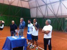 Altra vittoria per Stefano Di Matteo, ottenuta nel torneo di tennis di 3° categoria di Sulmona