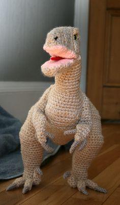 Chicken the Velociraptor by Soggy-Wolfie.deviantart.com