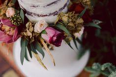 Inspiráció: Őszies ihletésű esküvői torták