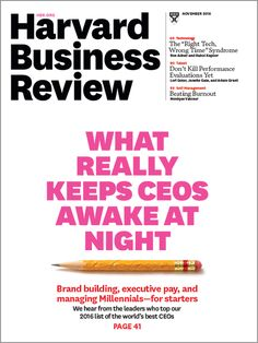 Harvard Business Rev