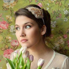 Tamarchi / Bridal Headband n.6