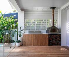 Deck Design, Landscape Design, House Design, Outdoor Spaces, Outdoor Living, Outdoor Ideas, Outdoor Decor, Sticks And Stones, Small Backyard Pools