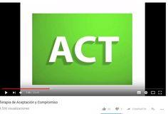 Explicación basica de la ACT