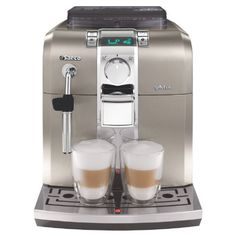 Saeco Syntia Stainless Steel Automatic Espresso Machine