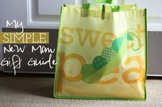 A Simple Kind of Life: My New Mom Gift Guide