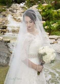 Bridal Portraits at the JW Marriott Hill Country Resort in San Antonio, Texas Photography by @Sandra Vanderbeck Heyrich Powers (http://www.sandypowers.net/#!/HOME)