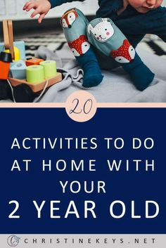 20 fun & easy activities to do at home with a 2 year Activities For 2 Year Olds, Toddler Learning Activities, Fun Activities To Do, Games For Toddlers, Sensory Activities, Sensory Play, Toddler Chores, Toddler Discipline, Toddler Fun