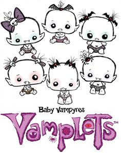 Vamplet Howliss the Werewolf Baby Review Vampire Babies