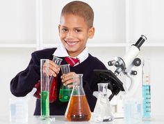Experimentos científicos para niños