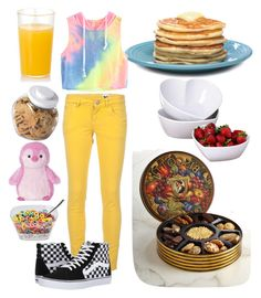 """""""Good Breakfast"""" by regulus-star on Polyvore featuring Di Camillo Baking Co., M Missoni, Vans and OXO"""