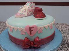 o bolo para a mamã