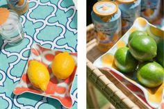 Mimosa Lane: Product Scoop || Decorum Home Accesories, decorum, poolside entertaining, tray