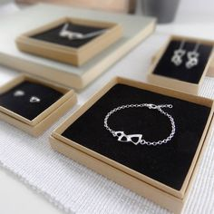Silver triangle jewellery Collection by SilverZoo