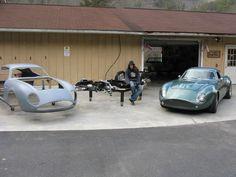 26 Best Aston Martin Db4 Gt Zagato Recreation Images On Pinterest