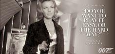 #idaBond #SeanConnery #PussyGalore #idamariapan #JamesBond #WILST #idampan…