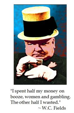 WC Fields on Life