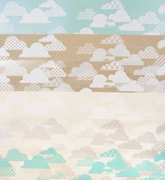 Punky clouds by Hambly