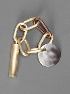 When you find the right women...just like the Old Testament. AAPBBMKVD RICK OWENS CHAIN BRACELET