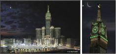 Clock Tower, Masjidil Haram, Mecca