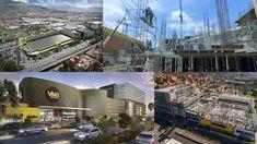 avanza la construcción del  centro comercial Viva Envigado (Medellín)2018
