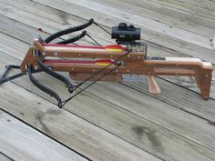 modern repeating crossbow - Google Search