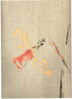 Gallery.ru / Дизайны Marie-Therese Saint-Aubin (MTSA) - ЦВЕТЫ И НАСЕКОМЫЕ Дизайны Marie-Therese Saint-Aubin (MTSA) - innsanna