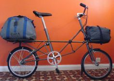 Alex Moulton AM5 Spaceframe Bicycle | eBay