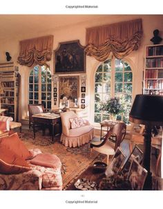 Nancy Lancaster: English Country House Style