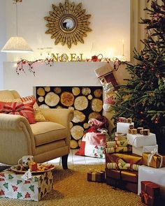 b4bn-Christmas trees that add warmth to our homes this year