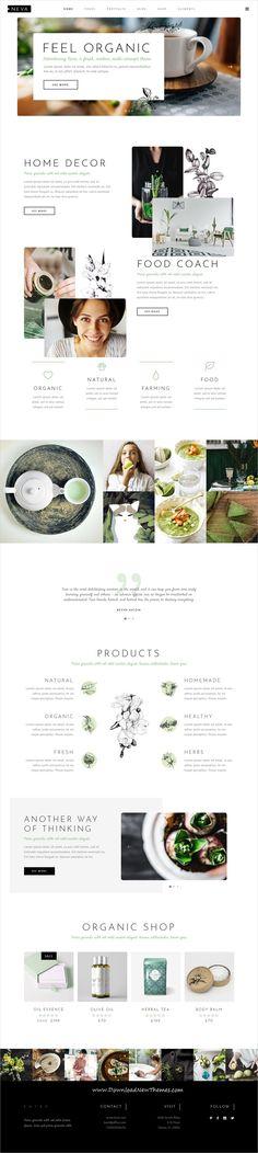 Neva is clean and modern design responsive multipurpose