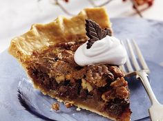 When you just need to indulge, pick pie, pecans and chocolate.  You won't be disappointed!