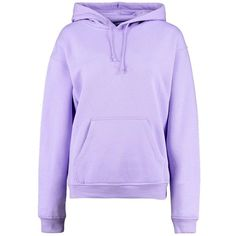 Boohoo Emily Oversized Hoody (248.005 IDR) ❤ liked on Polyvore featuring tops, hoodies, purple hoodie, hooded pullover, oversized hoodies, cami top and camisole tops