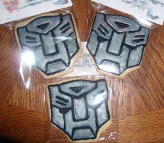 transformer cookies