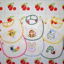 Afbeeldingsresultaat voor aplique toallas bebes