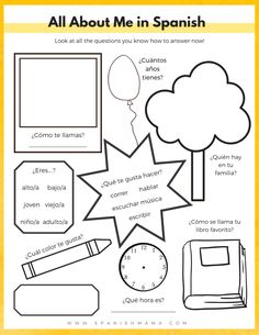 Want to teach your kids Spanish? This Spanish for Kids Starter Kit gives you the free printables, worksheets, and activities you need to get started! Elementary Spanish Classroom, Spanish Classroom Activities, Preschool Spanish, Spanish Lessons For Kids, Spanish Teaching Resources, Spanish Lesson Plans, Spanish Language Learning, Listening Activities, French Lessons