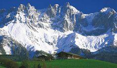 Gran Ruta de los Alpes Austriacos / Vacaciones sobre ruedas / A ...