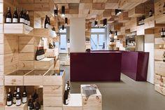 La galerie du vin, Zurich