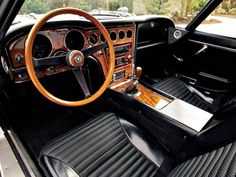 Exceptional Toyota 2000GT Interior Ideas