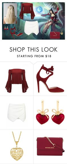 """""""Ahri Style 