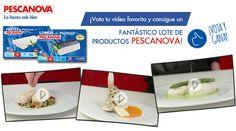 ¡Vota tu receta favorita de Merluza Pescanova y gana un fantástico lote de productos!