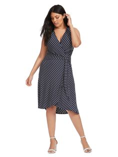 Rowan Wrap Dress by