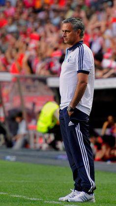 Mourinho na Luz