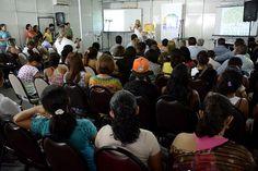 Prefeitura de Boa Vista Família que Acolhe recebe projetos de acompanhamento de gestação e incentivo à leitura #pmbv #prefeituraboavista #boavista #roraima