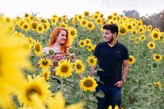 Ensaio Fotográfico de Casal - Girassóis |Sunflower Photoshoot. As fotos num campo de girassol mais lindas que você verá hoje, inspiração para ensaio pré wedding DEZOITOEMPONTO.COM