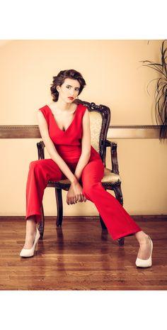 Etiquette Boutique fashion Dress Luxury Jumpsuit Redpassion
