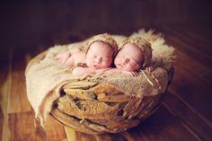 foto recien nacido gemelos