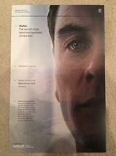 ALIEN COVENANT Michael FASSBENDER SXSW Exclusive Walter Poster 11 x 17 Rare New
